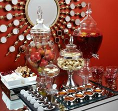 Holiday dessert table...#zgallerie