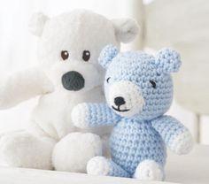 Crochet Bear - pattern