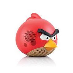 Caixa de Som Angry Birds *.*