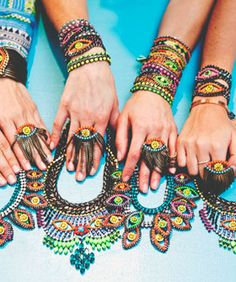 DANNIJO's New Video Lookbook Is An Arm Party Set To Music