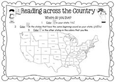 Perfect activity for Read Across America/Dr. Seuss day. Have the ...