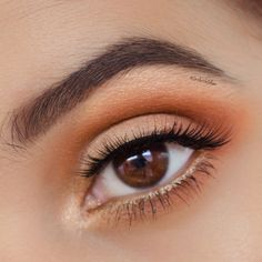 Hi everyone! I came up with another eyeshadow makeup look using Urban Decay Naked Heat palette. This look is rather simple since it only contains two colors. This is an easy look for anyone just starting to learn about makeup, for a quick five minute look, or for any other occasion. Hope you all enjoy this makeup tutorial!