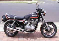 Suzuki GS 850. Got me through college. I couldn't touch the ground on it, but I rode it almost daily.