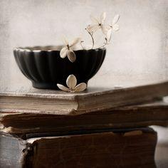 Books and perfume and flowers, what more do you need at home? // This Ivy House Wabi Sabi, Ikebana, Still Life Photos, Ivy House, Kintsugi, Still Life Photography, I Love Books, B & B, Decoration