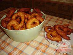 Burgonyaperec. These are fried... wonder if I could bake them??