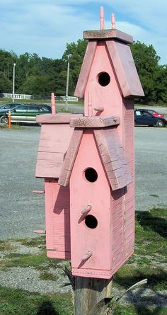 Bird House Hotel By John Stenberg