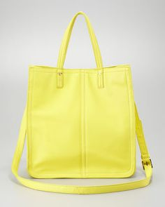 Violet Small Tote Bag, Citrus by Tory Burch at Neiman Marcus.