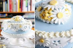 Our Tala inspired cake using their wonderful range of modelling tools and plunger cutters to create the detailing