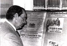 EL NORTE DE CASTILLA y Miguel Delibes.