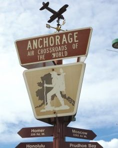 Anchorage, Alaska travel guide