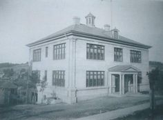Mineville Grade School Building (3 - 6 grade) @Susan Gray
