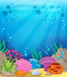 "Photo from album ""Раскраски"" on Yandex. Under The Sea Background, Cartoon Sea Animals, Diy And Crafts, Crafts For Kids, Shark Party, Sea Theme, Ocean Themes, Marianne Design, Mermaid Birthday"