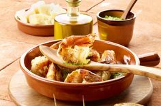 Die Sauce aus grünen Peperoni passt auch ausgezeichnet zu Fisch, Fleisch oder Kartoffeln – und bringt etwas Farbe ins Spiel.