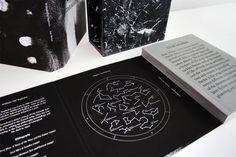 A beautiful book created by Daniel Siim, a Copenhagen-based designer.