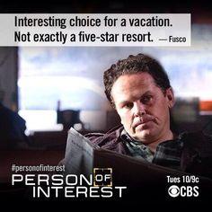 Person of Interest - Lionel Fusco #3.11