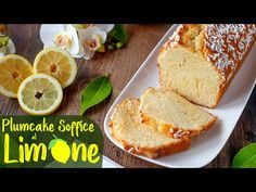 Plum Cake, Bon Appetit, Biscotti, Cake Pops, Latte, Cake Recipes, Food And Drink, Sweets, Make It Yourself