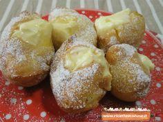 Bignè di San Giuseppe | La mia ricetta per preparare queste delizie!