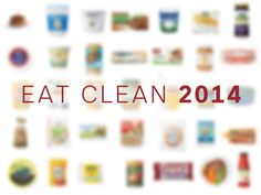 100 Cleanest Packaged Food Awards 2014 - Interesting, but not things you would find at normal grocery stores. Makes me wonder even more about the products they carry...