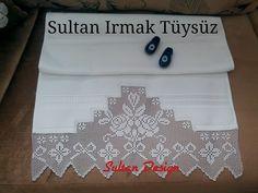 Havlularımız özel olsun :) Sultan Irmak Tüysüz