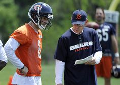 Jay Cutler contract extension talks ended when Chicago Bears hired Marc Trestman