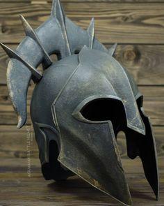 Aquaman Helmet any size Cosplay Helmet, Helmet Armor, Cosplay Armor, Ancient Armor, Medieval Armor, Robot Concept Art, Armor Concept, Greek Helmet, Character Art