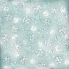 Karen+Foster+Design+-+Winter+Collection+-+12+x+12+Paper+-+Falling+Snowflakes+at+Scrapbook.com