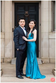 Parkwood Estates engagement photos in romantic elegant setting in Oshawa. Historic building in Canada for timeless luxe pictures. Hair makeup by Olivia Ha Bridesmaid Dresses, Wedding Dresses, Engagement Photos, Hair Makeup, Romantic, Elegant, Formal, Spring, Pictures