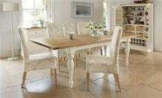 Buy Shaftesbury Painted Extending 6-8 Seater Dining Table from the Next UK online shop