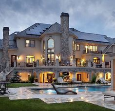 64 Trendy Ideas For House Dream Mansions Luxury Living Rooms Dream Home Design, My Dream Home, House Design, Future House, Dream Mansion, Mansion Houses, Mansion Rooms, Luxury Homes Dream Houses, Dream Homes