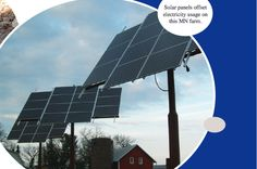 Low cost solar energy for farmers and ranchers in chilly upper Midwest (Dakotas, Montana, and Minnesota)...