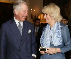 The Duke and Duchess of Cornwall celebrate their 10th anniversary on April 9th…
