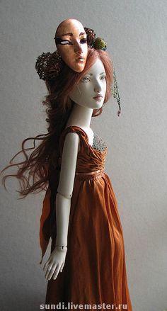 """Купить Шарнирная кукла """"Be yourself..."""" - шарнирная кукла, шарнирка, bjd, художественная кукла"""
