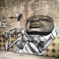 Claudio Ethos (2015) - Rio de Janeiro (Brazil)