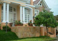 ide rumah minimalis batu alam