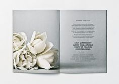 Magazine spread. #layout #magazine #spread #editorial
