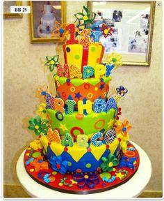 Cake Boss creations