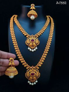 Price For Gold Jewelry Info: 4578882376 Gold Earrings Designs, Gold Jewellery Design, Necklace Designs, Necklace Ideas, Gold Jewelry Simple, Silver Jewelry, Silver Rings, Fashion Jewelry, Pandora Necklace