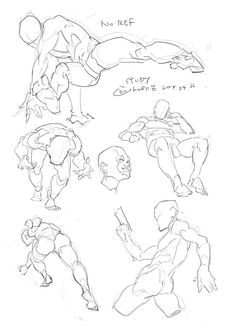 Art, character sketches, anatomy poses, anatomy drawing, character design r Action Pose Reference, Body Reference Drawing, Drawing Reference Poses, Drawing Poses, Hand Reference, Drawing Tips, Drawing Drawing, Anatomy Sketches, Anatomy Drawing