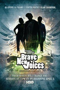 #BraveNewVoices
