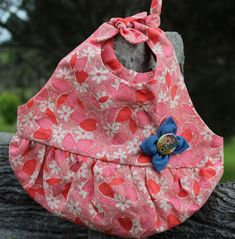 JoyFoolery Knotted Handbag - Free Sewing Pattern and Tutorial