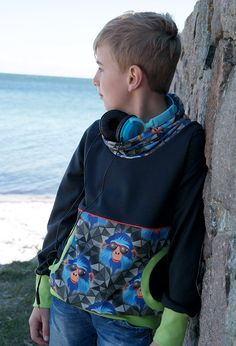 Sewing For Kids, Sewing Ideas, Baboon, Couture, Vera Bradley Backpack, Panda, Baby Kids, Cool Stuff, Boys
