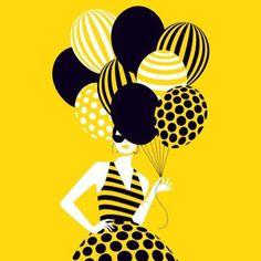 Malika Favre Ilustraciones Malika Favre t Illustrations Cute Illustration, Digital Illustration, Arte Pop, Grafik Design, Graphic Design Inspiration, Oeuvre D'art, Vector Art, Illustrators, Pop Art