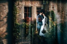 Hochzeit auf Schloss Scharfenberg bei Dresden • von Allwörden - Hochzeitsreportagen