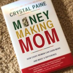 Want to earn a full-time income from home? Crystal Paine explains how.