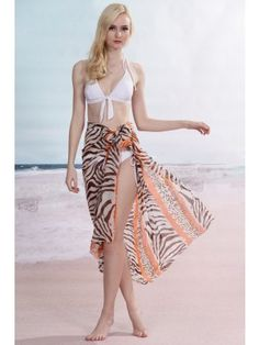 Sexy beach skirt