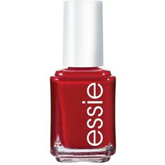 essie Reds Nail Polish ($8.50) ❤ liked on Polyvore featuring beauty products, nail care, nail polish, nails, red, nail color, essie nail color and military fashion