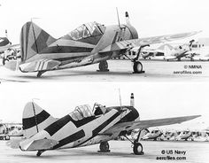 Types Of Camouflage, Dazzle Camouflage, Brewster Buffalo, British Marine, Pilot, Airplane Design, Razzle Dazzle, Fighter Aircraft, Model Airplanes