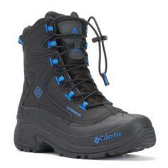 Columbia+Bugaboot+III+Boys'+Waterproof+Winter+Boots