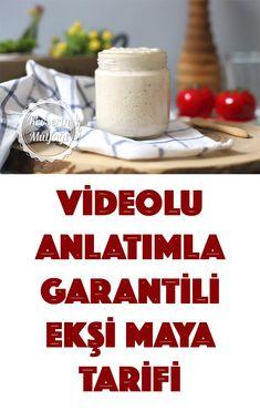 Recipe Mix, Cooking Recipes, Healthy Recipes, Turkish Recipes, Desert Recipes, Soup And Salad, Food Preparation, Bread Baking, Food Art