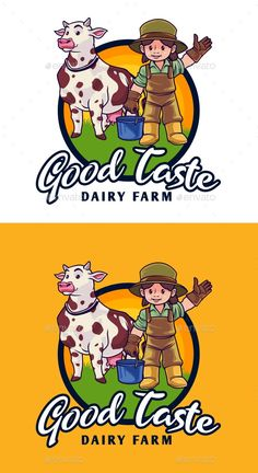 Cartoon Dairy Milk Mascot Logo - Nature Logo Templates Get it now!! #logo #designlogo #logos #logodesign #logopremium #brand #branding #business #company #abstract #creative #mascot #designoflogo #thelogo #thedesign #logotemplate #print #logocompany #logoesport #logoanimal #logoabstract #envato #envatomarket #graphicriver #premiumdesign #creativemarket #freepik #shutterstock #behance #dribbble